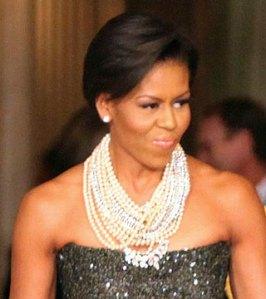 Michelle Obama, primeira-dama dos EUA
